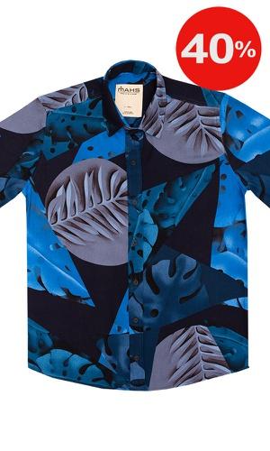 Camisa Estampada Culver - MAHS