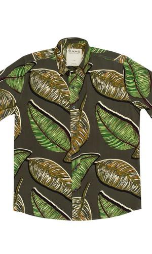 Camisa Floral Alcântara - MAHS