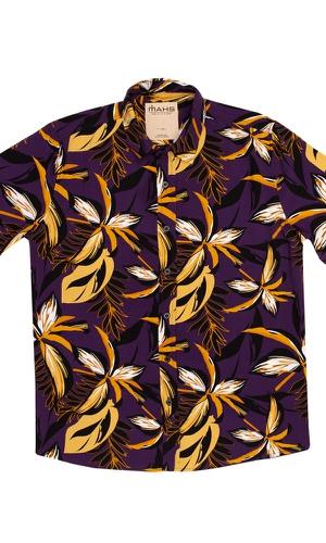 Camisa Floral Jurerê - MAHS