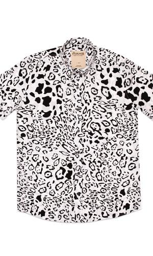 Camisa Estampada Kruguer - MAHS