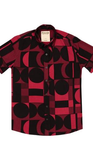 Camisa Geométrica Mainz - MAHS