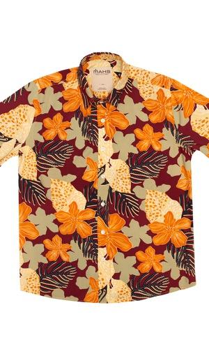 Camisa Floral Piúma - MAHS