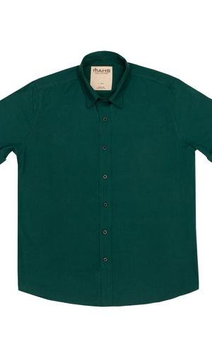 Camisa Visco Confort Verde - MAHS