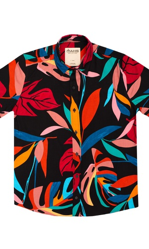 Camisa Estampada Guaratuba - MAHS