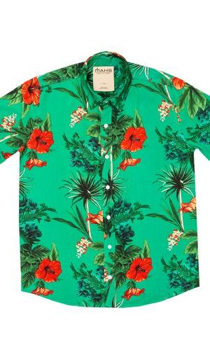 Camisa Floral Cardon - MAHS