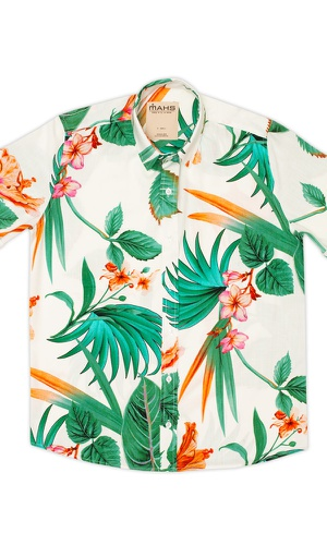 Camisa Floral Isla - MAHS