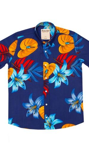 Camisa Floral Marajó - MAHS