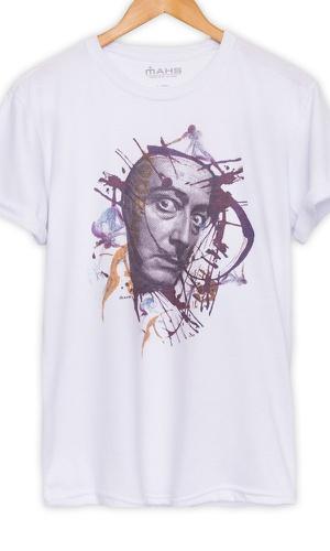 Camiseta Estampada Dali - MAHS