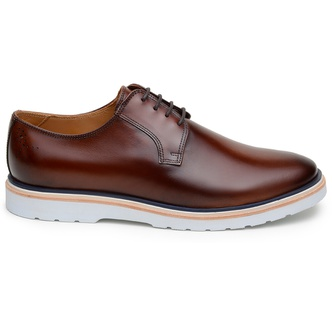 Sapato Casual Masculino Derby CNS Wish 18 Whisky - CNS