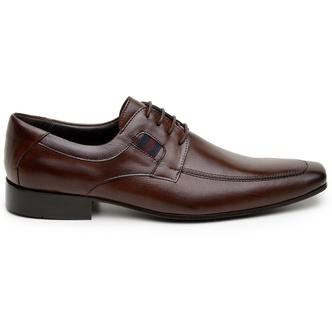 Sapato Social Masculino Derby CNS 57033 Café - CNS