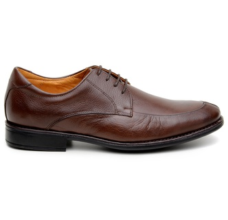 Sapato Casual Masculino Derby CNS 14010 Café - CNS