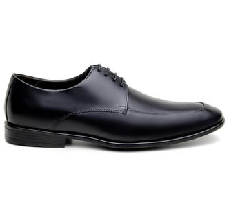 Sapato Social Masculino Derby CNS 41005 Preto Natu... - CNS