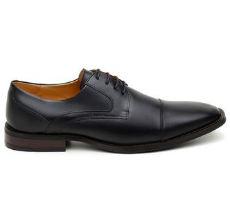 Sapato Social Masculino Derby CNS 68001 Preto - CNS