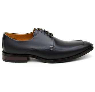 Sapato Social Masculino Derby CNS 68008 Preto - CNS