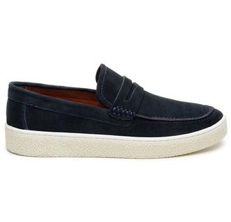 Sapato Casual Masculino Slip-on CNS 21023 Marinho - CNS