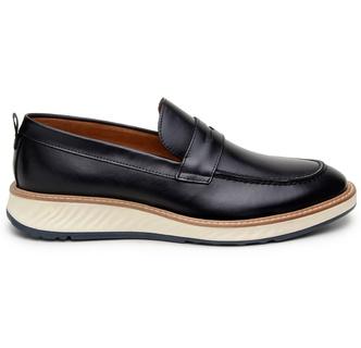 Sapato Casual Masculino Loafer CNS 384020 Preto - CNS