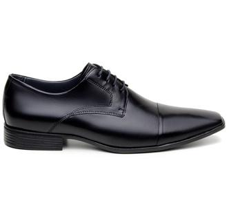 Sapato Social Masculino Derby CNS 2702 Preto - CNS