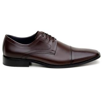 Sapato Social Masculino Derby CNS 2704 Café - CNS