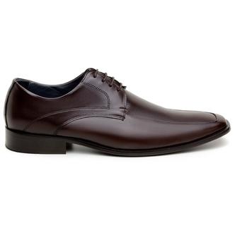 Sapato Social Masculino Derby CNS 2705 Café - CNS