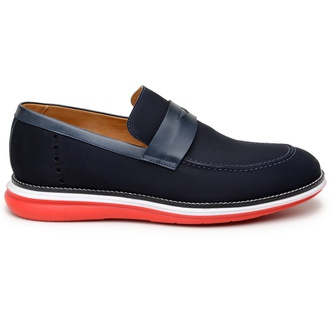 Sapato Casual Masculino Loafer CNS Broadway 10 Mar... - CNS