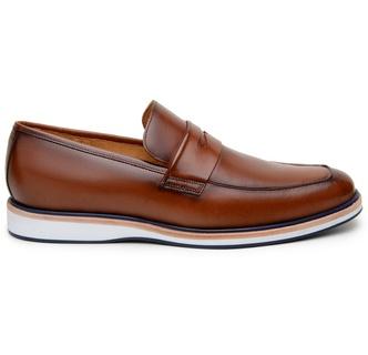 Sapato Casual Masculino Loafer CNS Oggi 10 Damasco - CNS