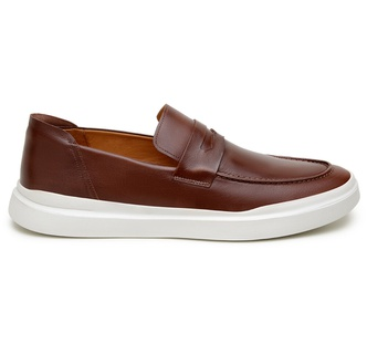 Sapato Casual Masculino Mocassim CNS Gales 06 Cane... - CNS