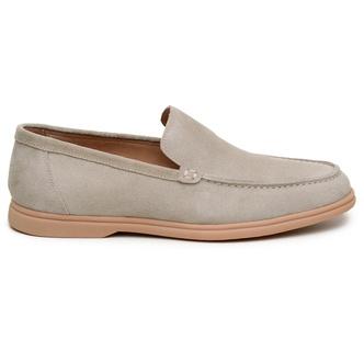 Sapato Casual Masculino Mocassim CNS 510002 Marfim - CNS