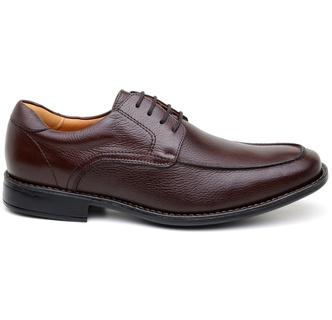 Sapato Casual Masculino Derby CNS 14021 Café - CNS