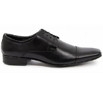 Sapato Social Masculino Derby CNS 40085 Preto - CNS