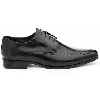 Sapato Social Masculino Derby CNS LZI 020 Preto - CNS
