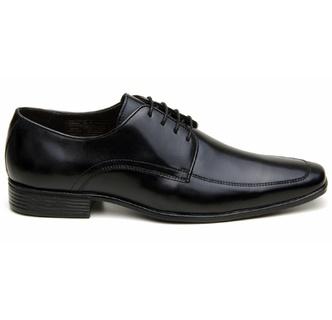 Sapato Social Masculino Derby CNS LZI 026 Preto - CNS