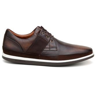 Sapato Casual Masculino Derby CNS Padua 49 Carvalh - CNS