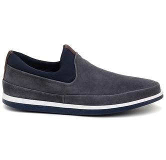 Sapato Casual Masculino CNS Padua 43 Cinza - CNS