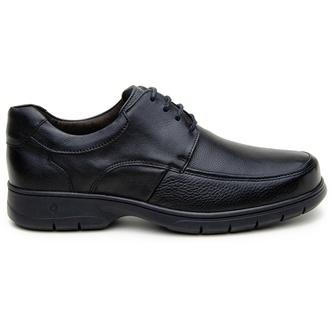 Sapato Casual Masculino Derby CNS 32312 Preto - CNS