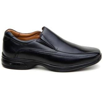 Sapato Social Masculino CNS 71460 Preto - CNS