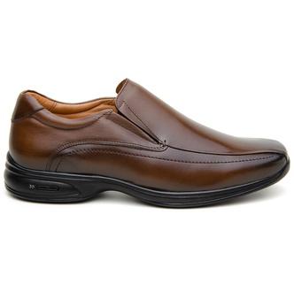 Sapato Social Masculino CNS 71460 Dark Brown - CNS
