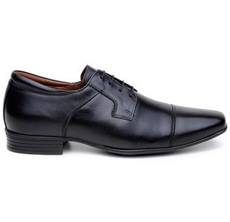 Sapato Social Masculino Derby CNS Air Plus 08 Pret - CNS