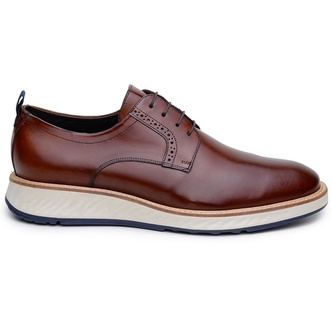 Sapato Casual Masculino Derby CNS 384002 Whisky - CNS