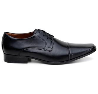 Sapato Social Masculino Derby CNS 6425 Preto - CNS