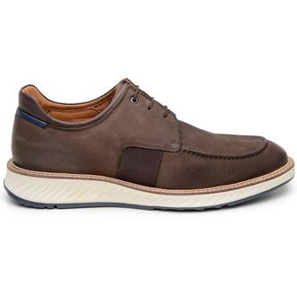 Sapato Casual Masculino Derby CNS 384036 Carvalho - CNS