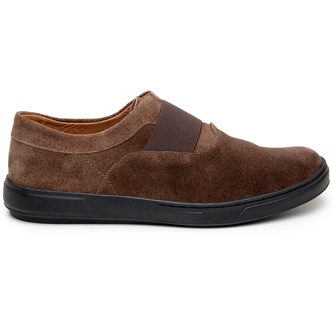 Sapato Casual Masculino Slip-on CNS 393007 Coelho - CNS