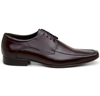 Sapato Social Masculino Derby CNS VET 129 Brown - CNS
