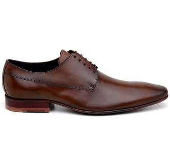 Sapato Social Masculino Derby CNS 109101 Whisky - CNS