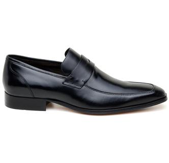 Sapato Social Masculino Mocassim CNS Robu 13 Preto - CNS