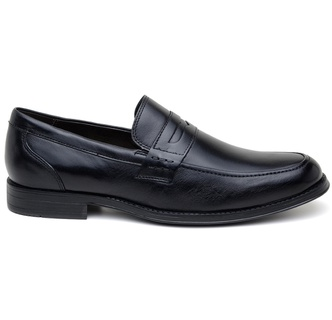 Sapato Social Masculino Mocassim CNS 50003 Preto - CNS
