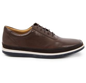 Sapato Casual Masculino Oxford CNS Padua 20 Mouro - CNS