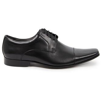 Sapato Social Masculino Derby CNS Cliver 04 Preto - CNS