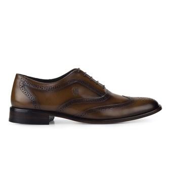 Sapato Brogue Masculino Pierre Damasco