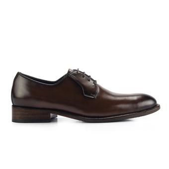 Sapato Derby Masculino MarromCarrera