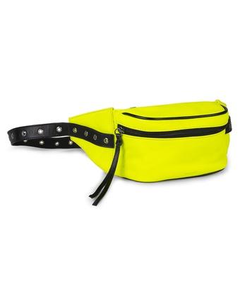 Pochete Couro Floater Amarelo Neon 749 (somente so... - MANTOAN LOJA
